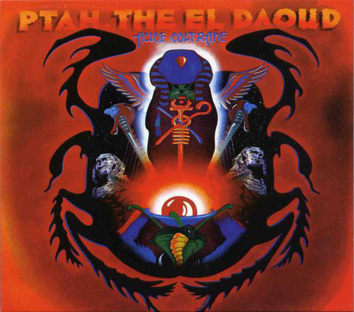 Alice Coltrane - Ptah The El Daoud CD