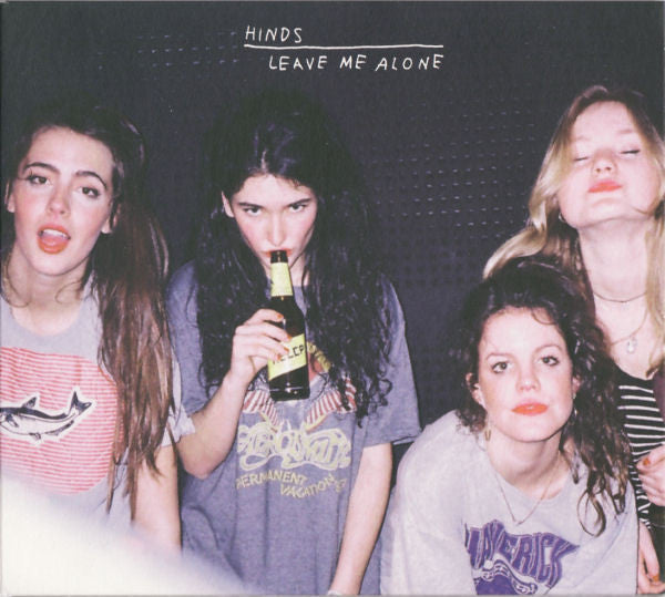 Hinds - Leave Me Alone CD