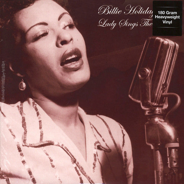Billie Holiday - Lady Sings The Blues LP