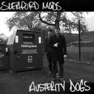 Sleaford Mods - Austerity Dogs LP (Red Vinyl)