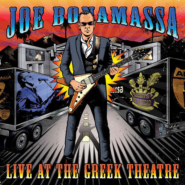 Joe Bonamassa - Live At The Greek Theatre 2CD