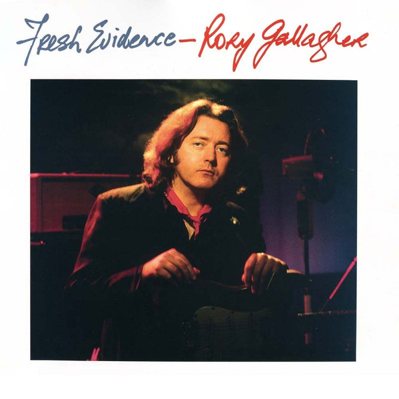 Rory Gallagher - Fresh Evidence CD