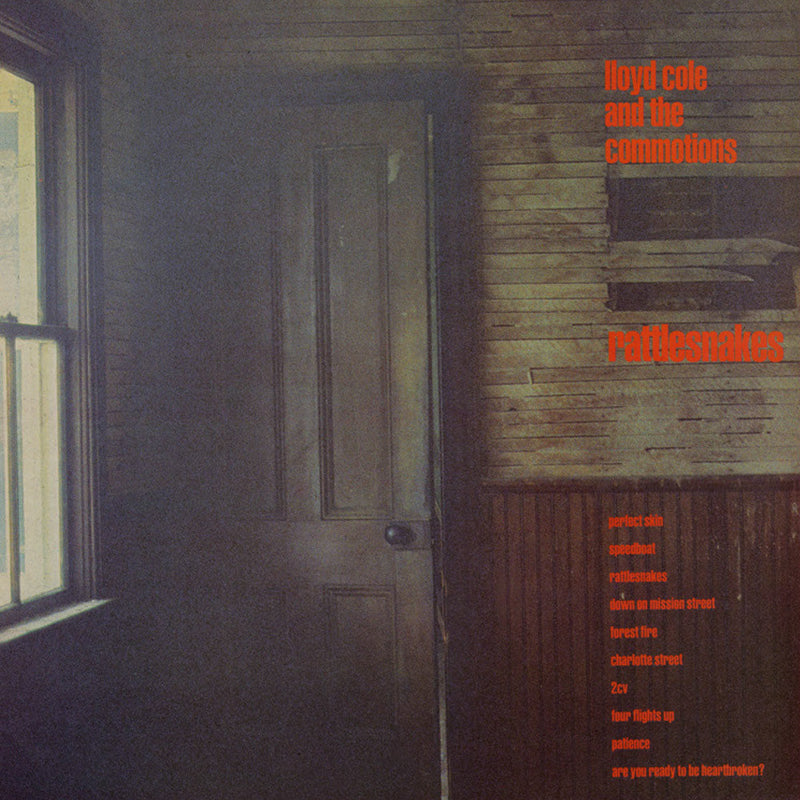 Lloyd Cole And The Commotions - Rattlesnakes CD