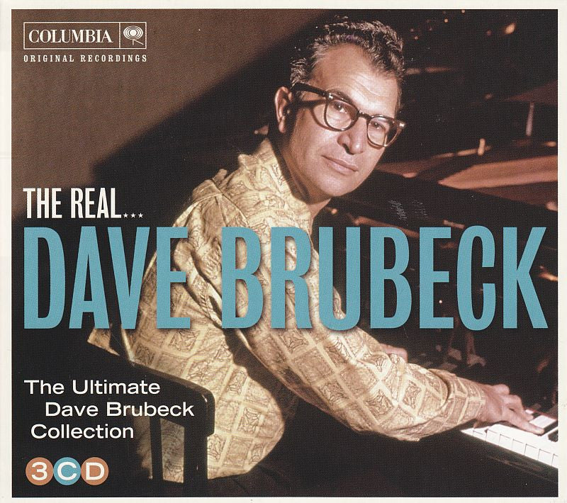 Dave Brubeck - The Real Dave Brubeck CD