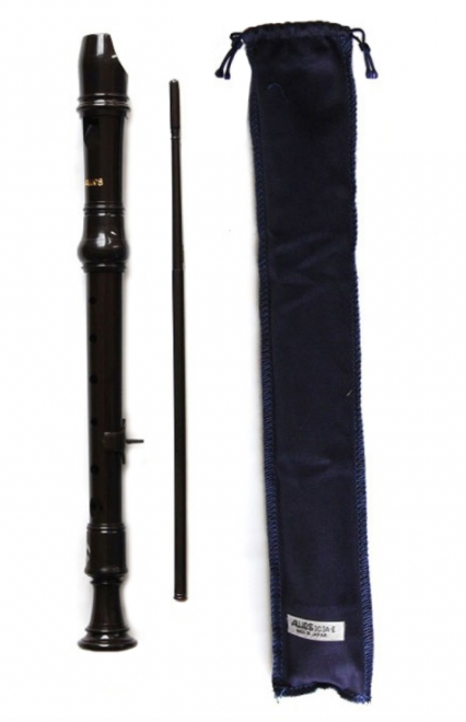 Aulos Recorder Descant 303 Elite