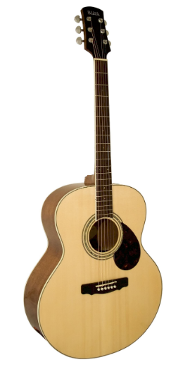 Adam Black J5 Natural Acoustic Guitar