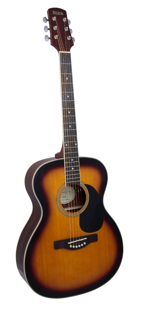 Adam Black 02 - Brown Sunburst