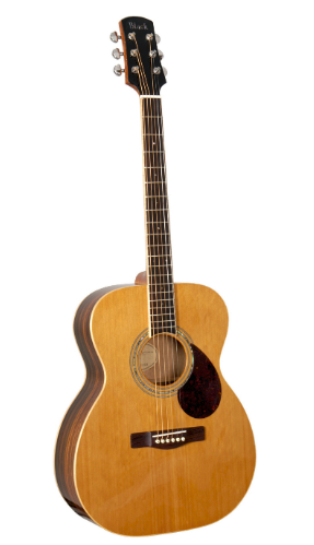 Adam Black 0-7 Auditorium Acoustic Guitar