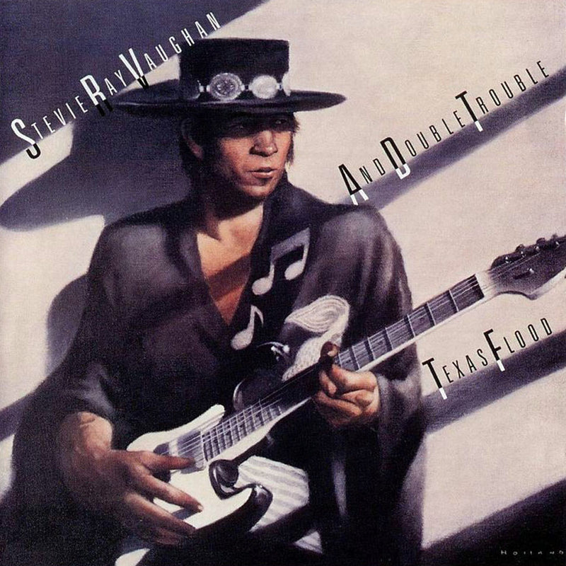 Stevie Ray Vaughan - Texas Flood LP