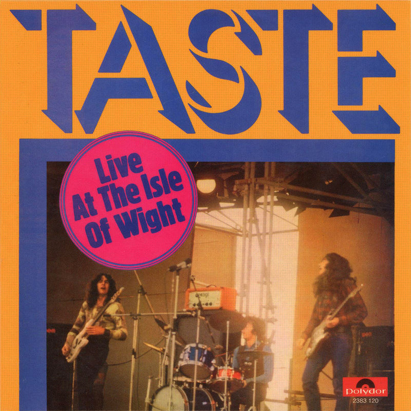 Taste - Live At The Isle Of Wright