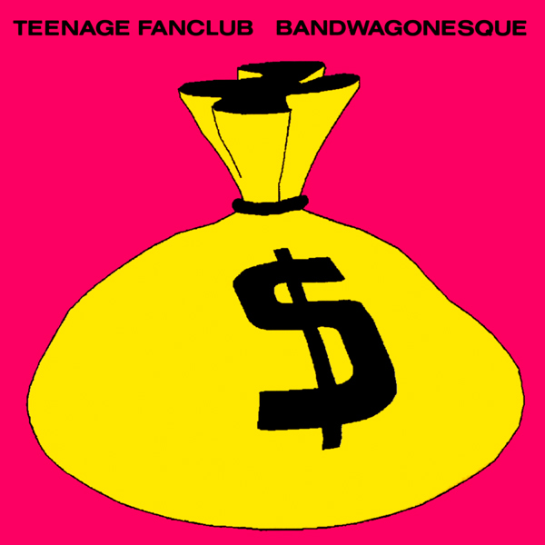 Teenage Fanclub - Bandwagonesque CD