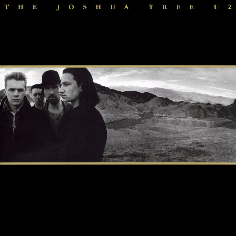 U2 - The Joshua Tree 2LP