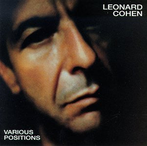 Leonard Cohen - Various Positions CD