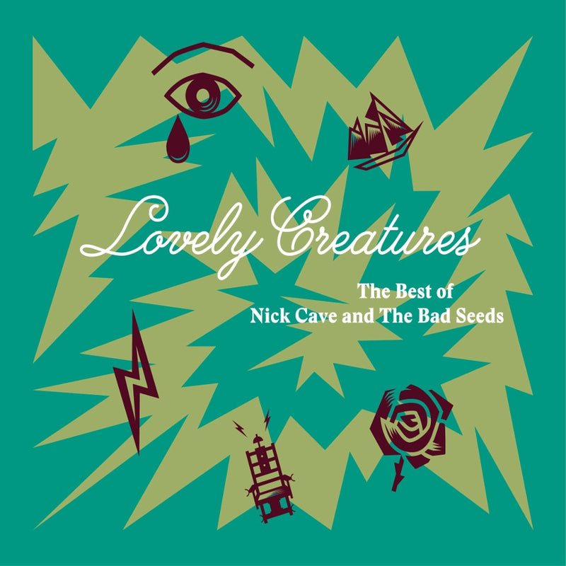Nick Cave and the Bad Seeds - Lovely Creatures: The Best of Nick Cave and the Bad Seeds 2CD