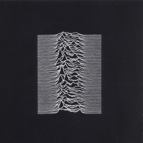 Joy Division - Unknown Pleasures CD