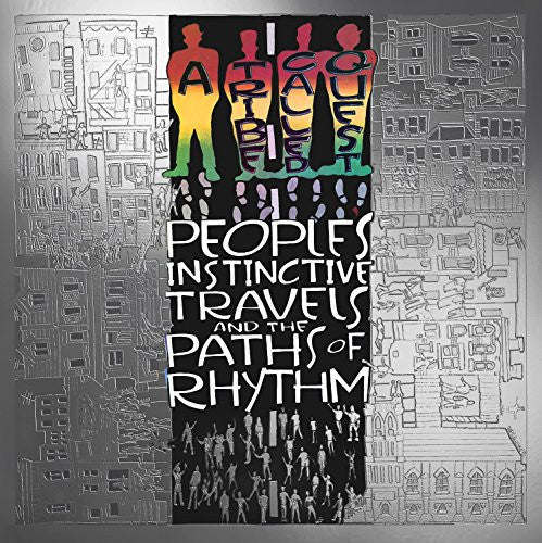 A Tribe Called Quest - People's Instinctive Travels And The Paths Of Rhythm 25th Anniversary