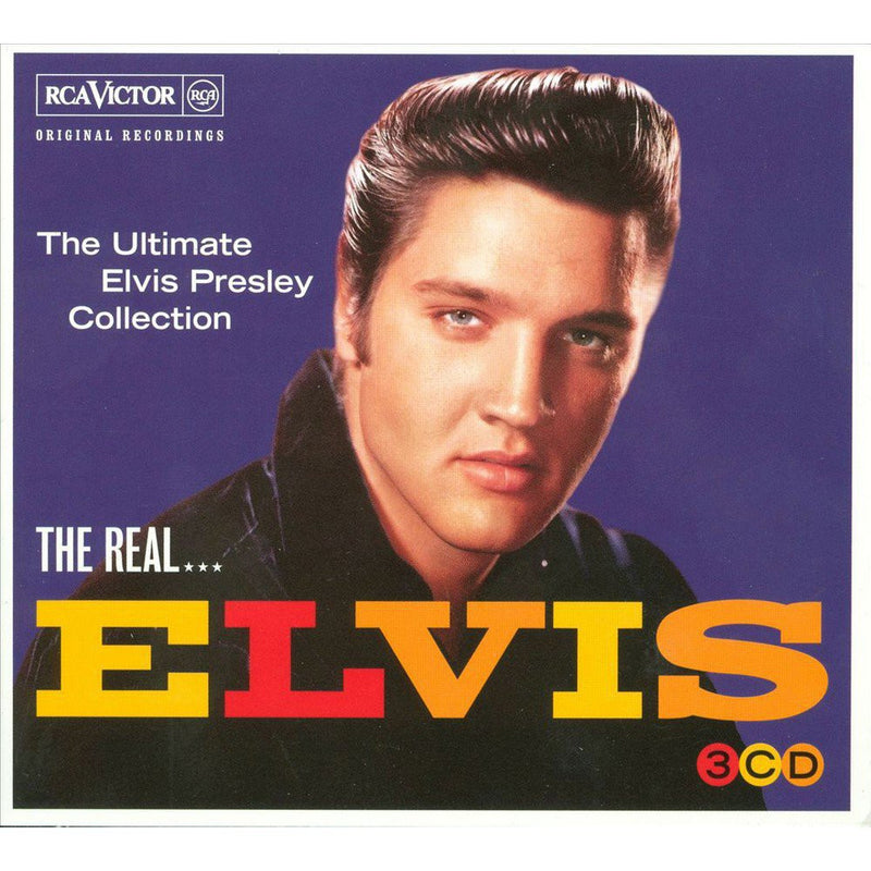 Elvis Presley - The Real Elvis CD