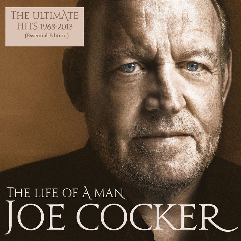 Joe Cocker - The Life Of A Man - The Ultimate Hits 1968-2013 Essential Edition CD