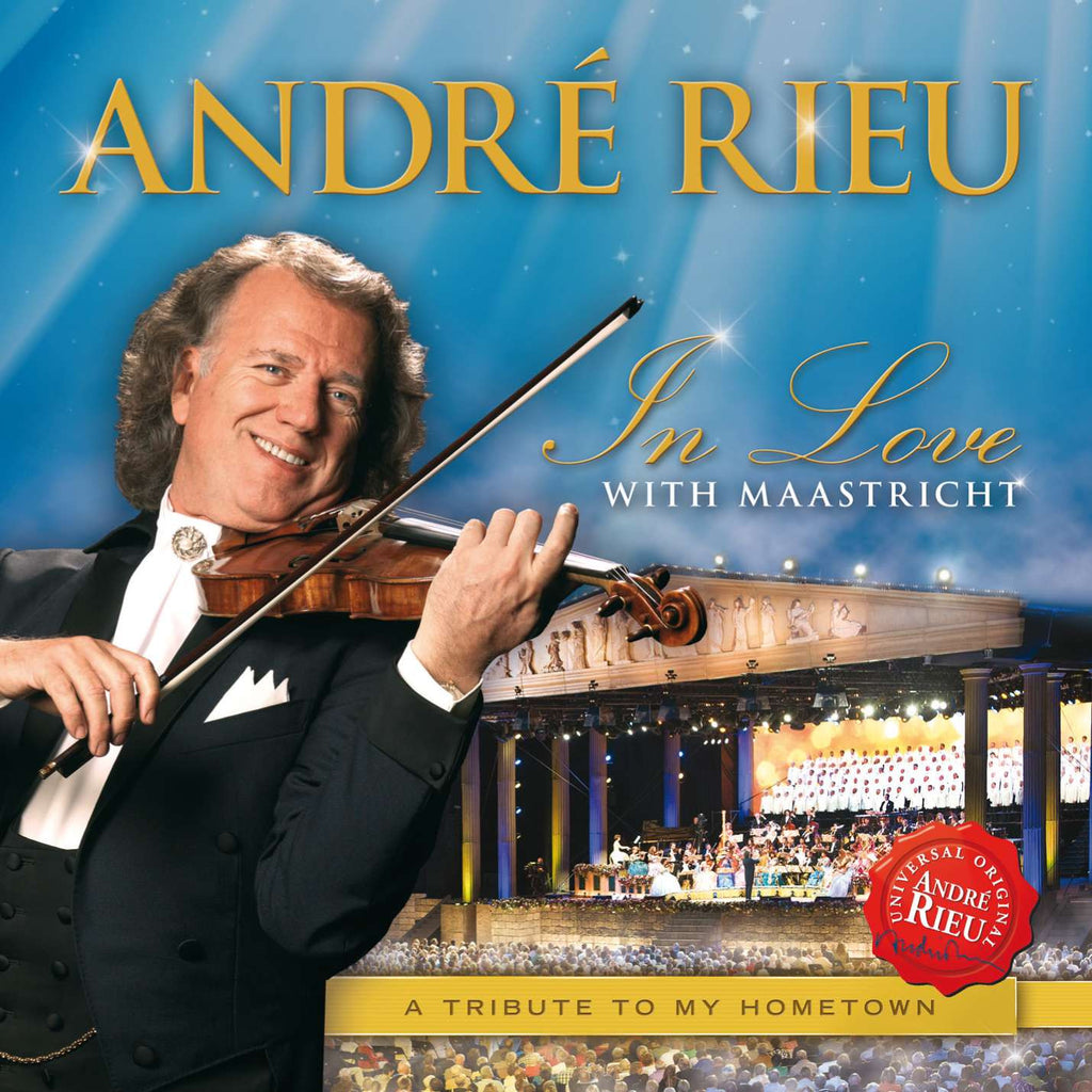 Andre Rieu - In Love With Maastricht CD