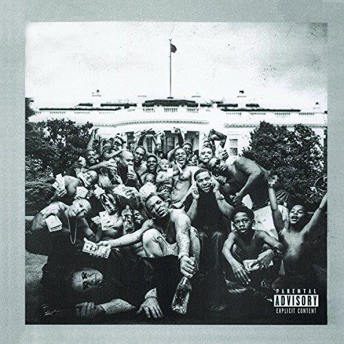 Kendrick Lamar - To Pimp A Butterfly CD