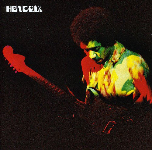 Jimi Hendrix - Band Of Gypsys CD