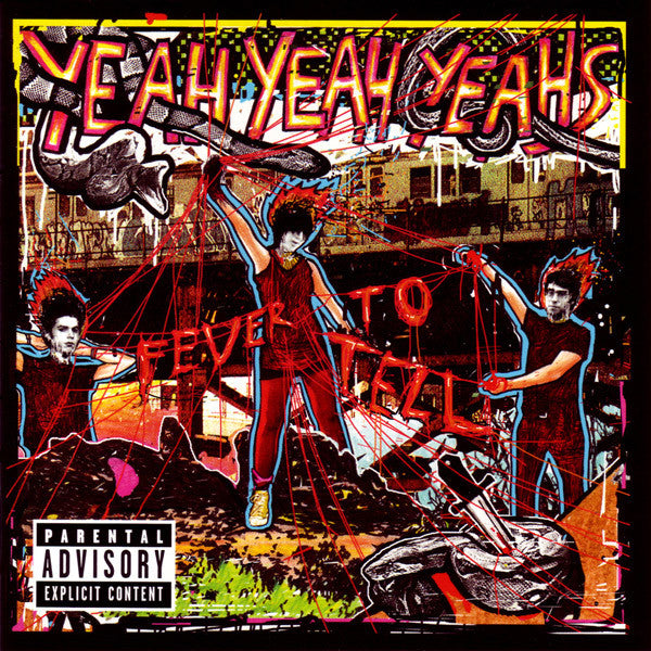 Yeah Yeah Yeahs - Fever To Tell CD