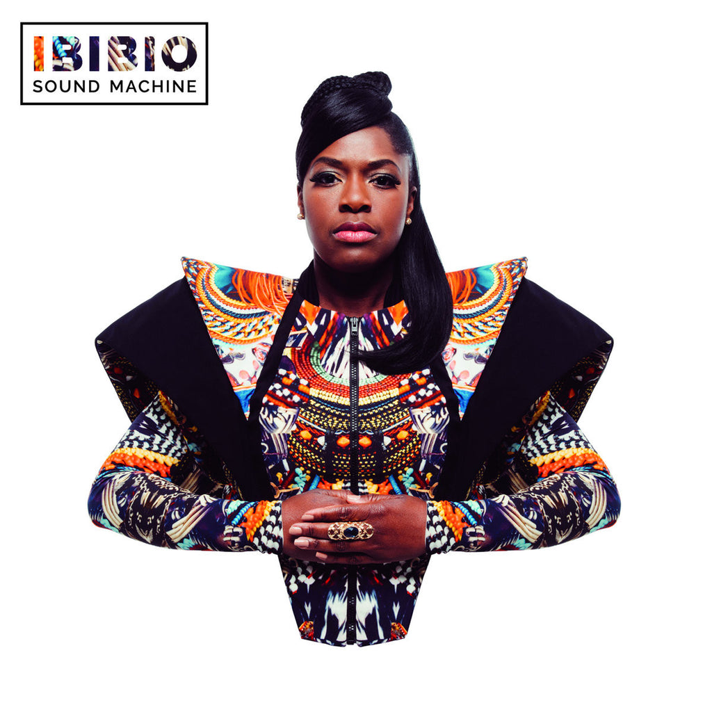 Ibibio Sound Machine ‎- Uyai CD