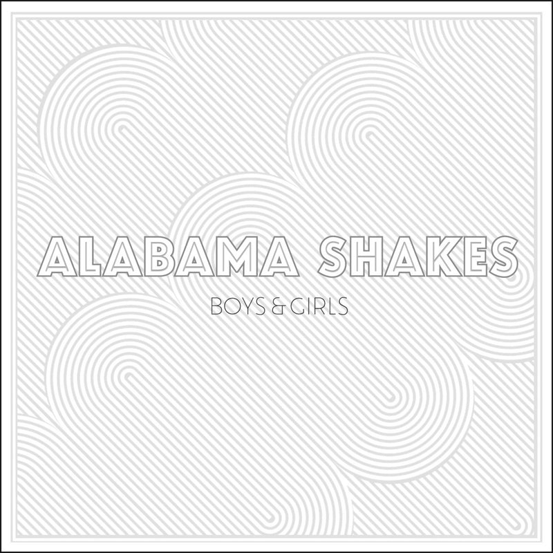 Alabama Shakes - Boys & Girls LP+7""