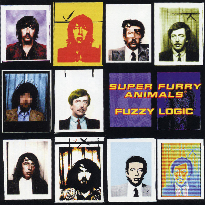 Super Furry Animals - Fuzzy Logic (20th Anniversary) LP