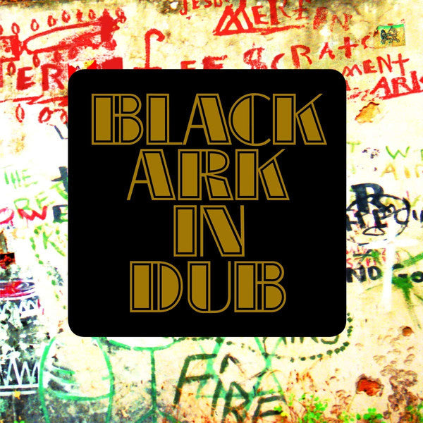 Black Ark Players ‎– Black Ark In Dub LP