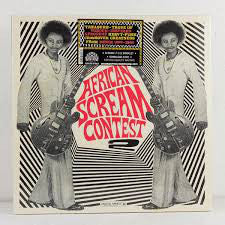 Various Artists ‎– African Scream Contest 2 2LP w/ 24 Page LP Sized Booklet
