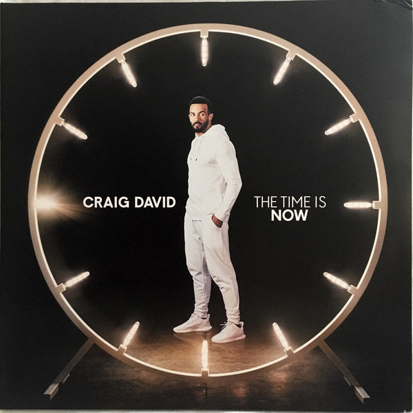Craig David ‎– The Time Is Now 2LP