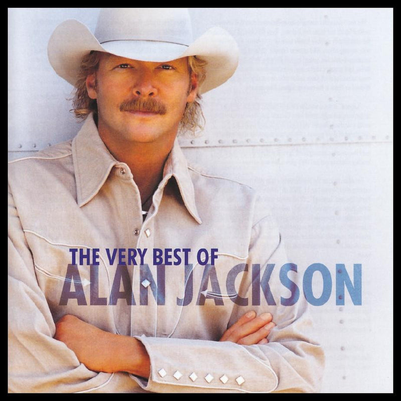 Alan Jackson - The Very Best Of CD