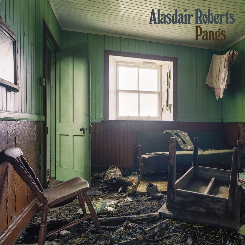 Alasdair Roberts ‎- Pangs CD