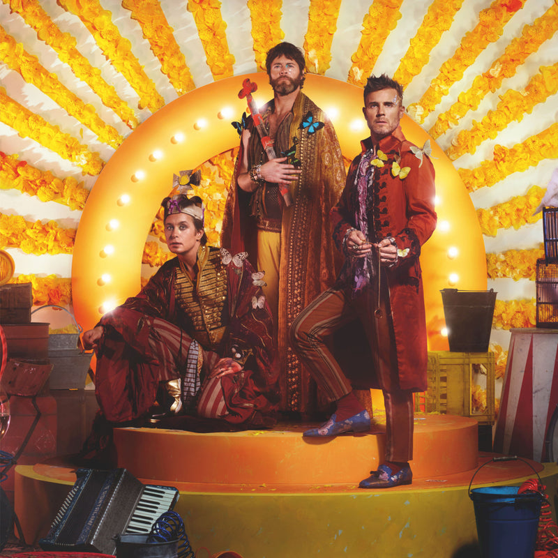 Take That ‎- Wonderland CD