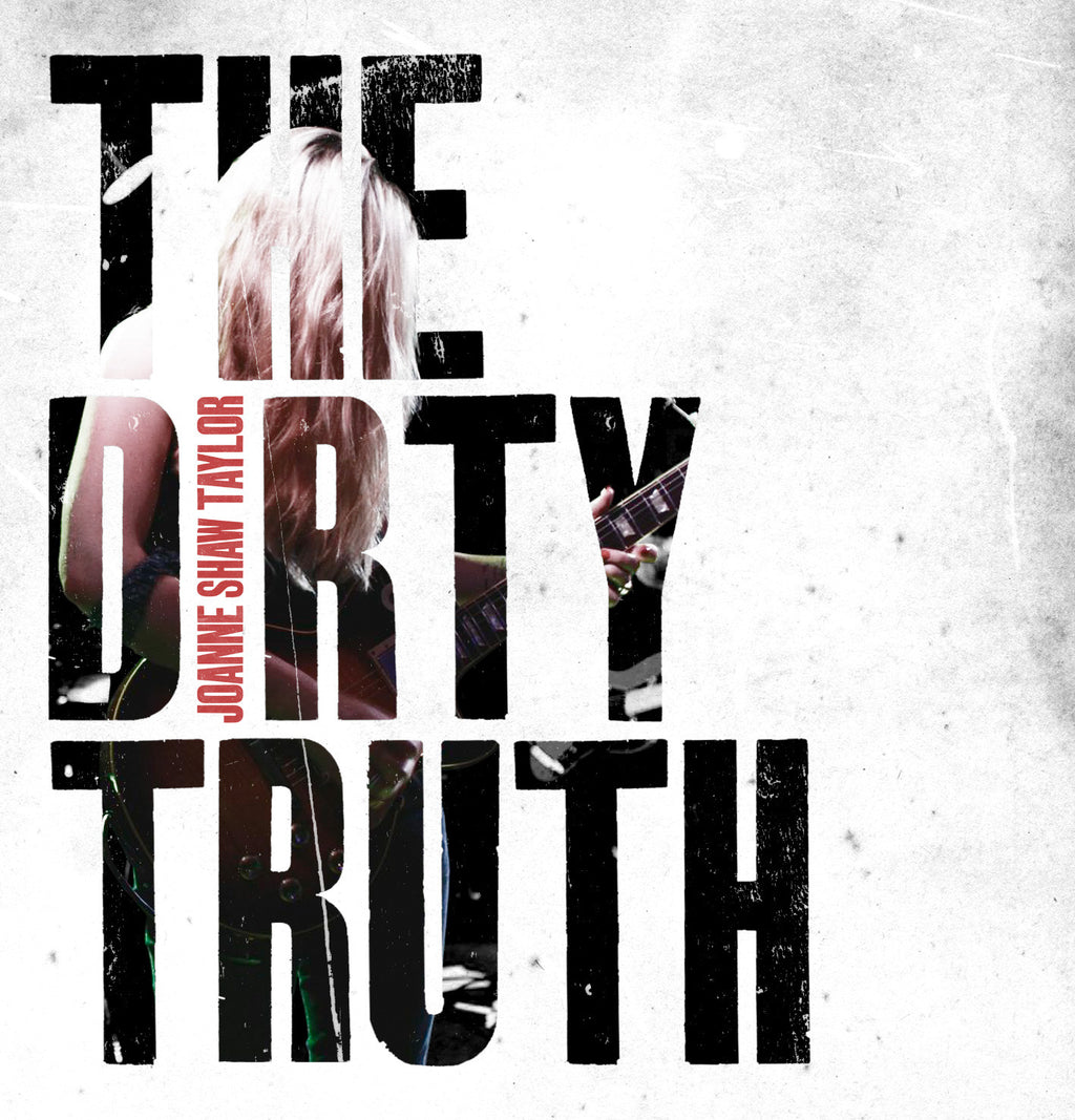 Joanne Shaw Taylor - The Dirty Truth CD