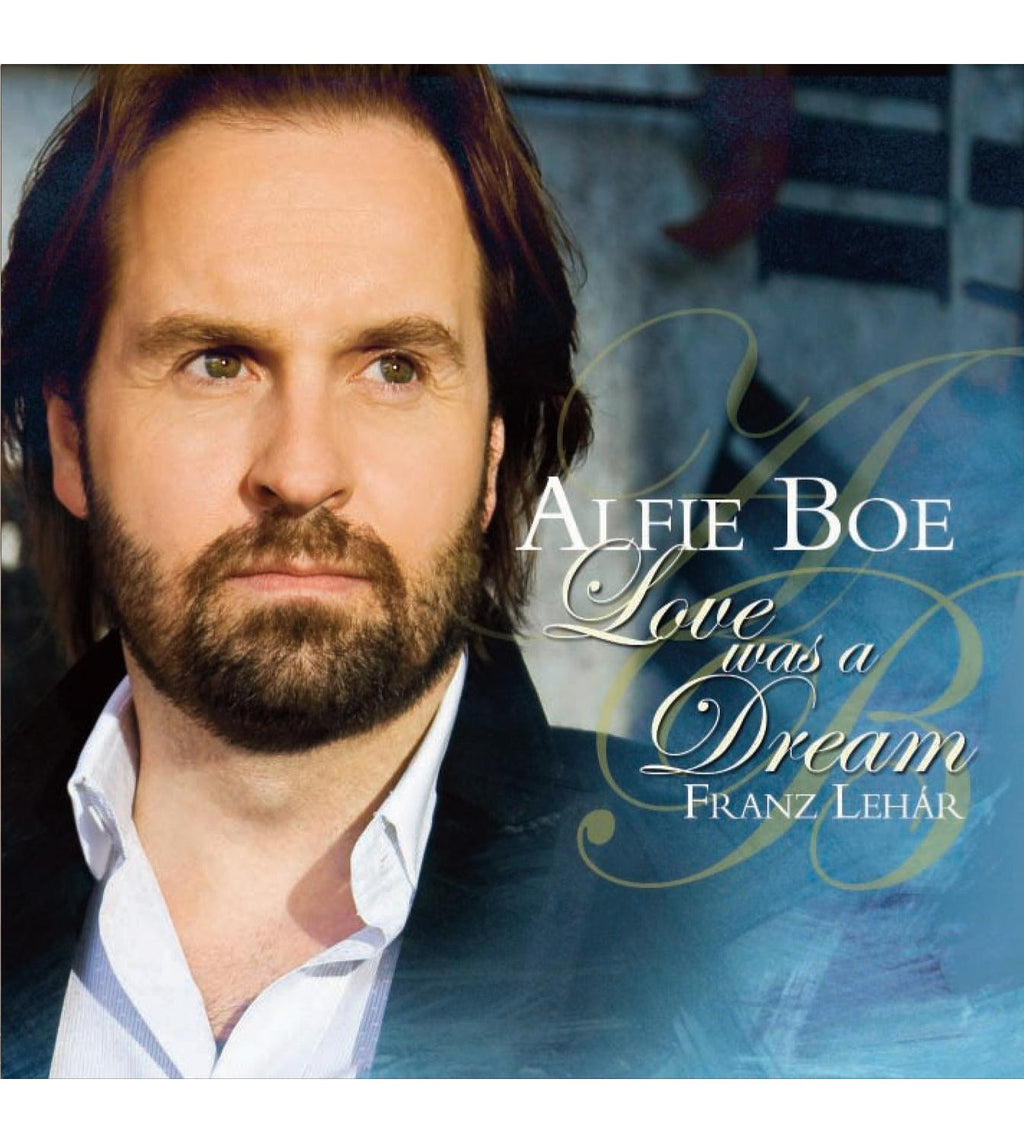 Alfie Boe - Love Was A Dream CD