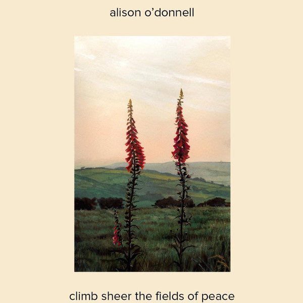 Alison O'Donnell ‎– Climb Sheer The Fields Of Peace LP