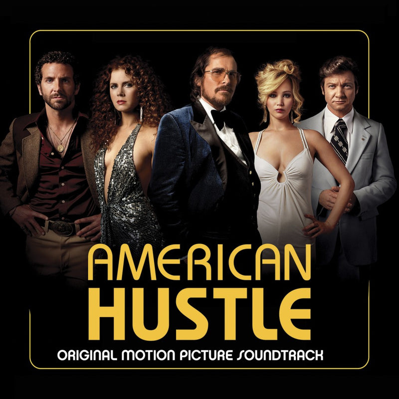 American Hustle OST CD