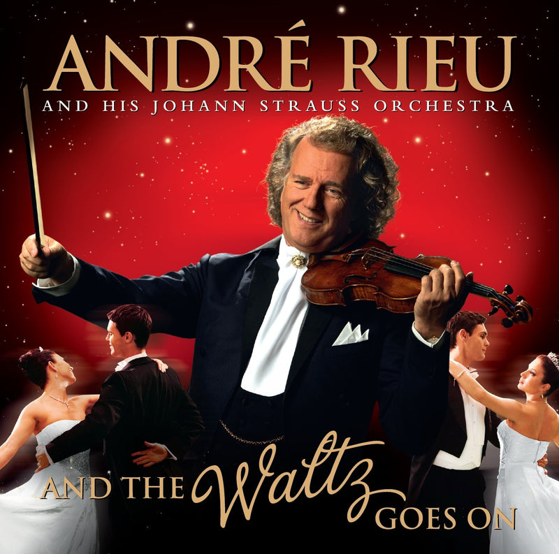 Andre Rieu - And The Waltz Goes On CD