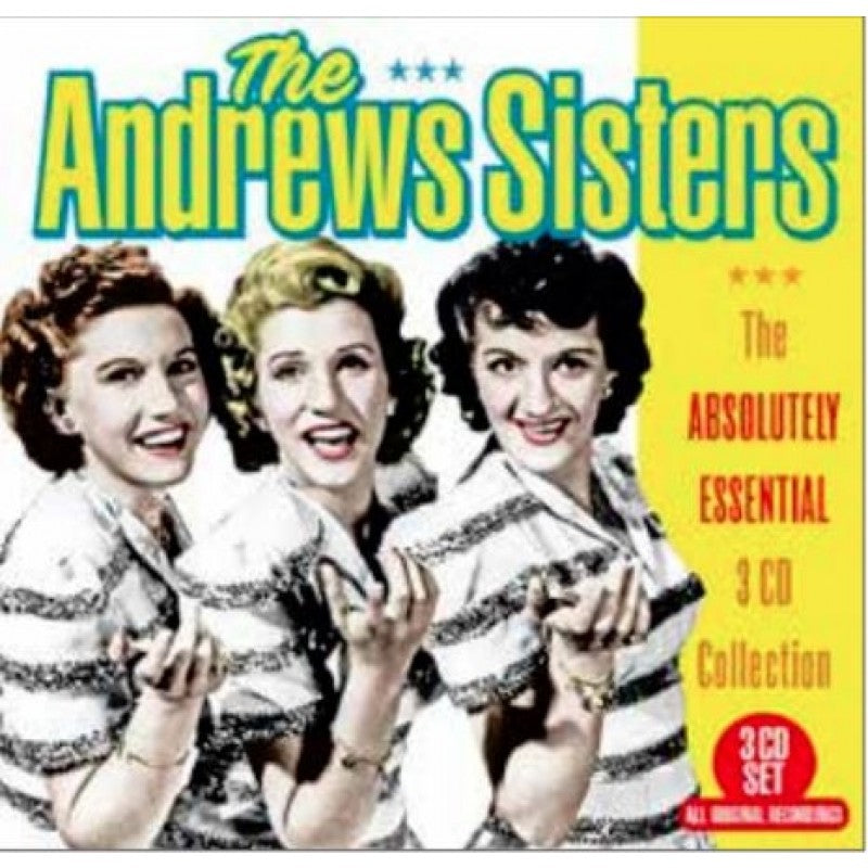 Andrew Sisters - Absolutely Essential Collection 3CD
