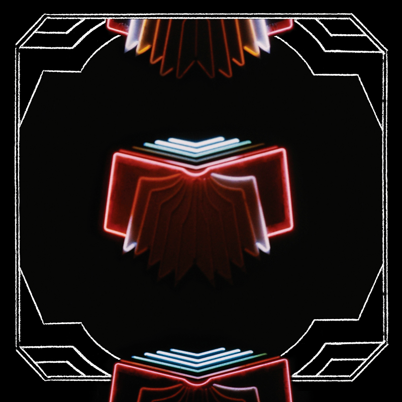Arcade Fire - Neon Bible 2LP