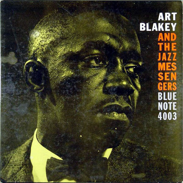 Art Blakey And The Jazz Messengers ‎– Art Blakey And The Jazz Messengers LP