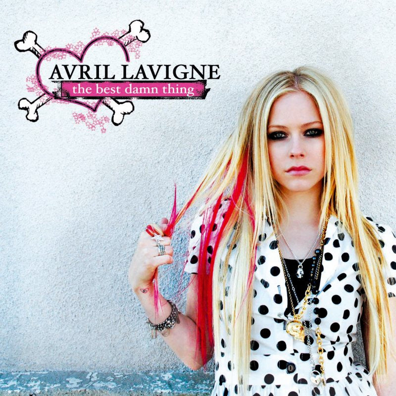 Avril Lavigne - Best Damn Thing CD