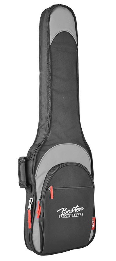 Boston Super Packer gig bag for electric bass guitar
