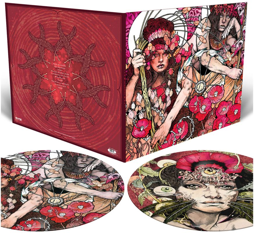 Baroness - Red Album 2LP LTD Picture Discs