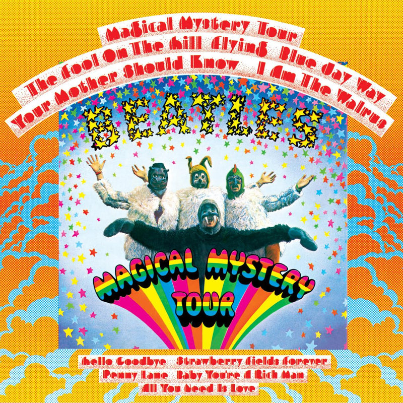 Beatles - Magical Mystery Tour CD