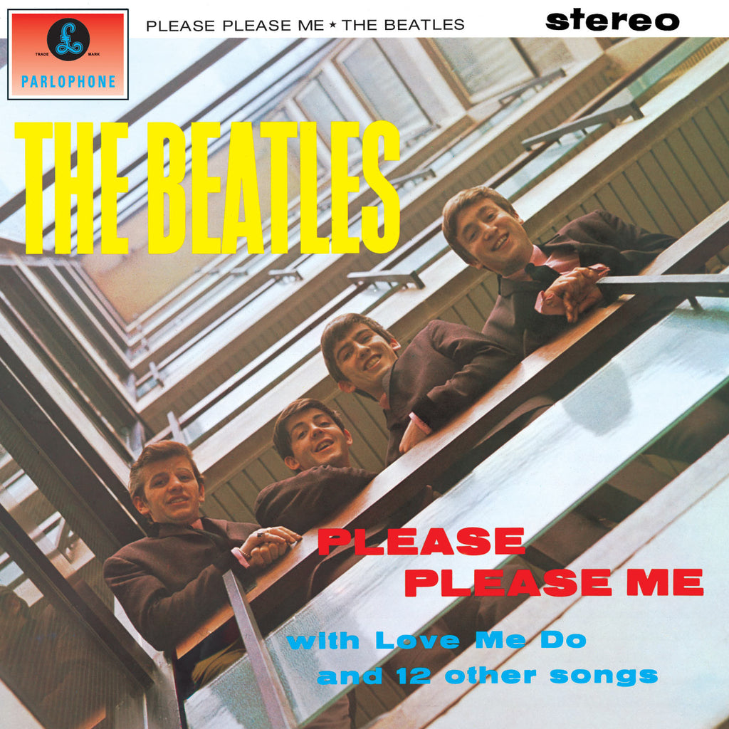 Beatles - Please Please Me LP
