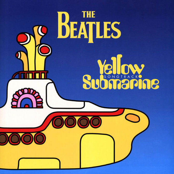 Beatles - Yellow Submarine Songtrack CD