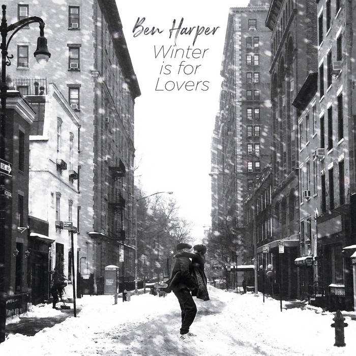 Ben Harper - Winter Is For Losers CD